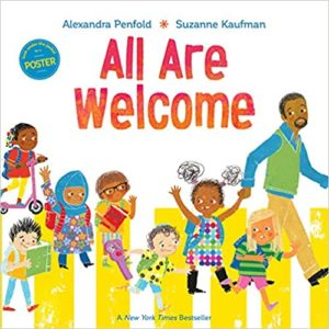 all are welcome book jacket