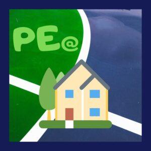 PE at Home Logo