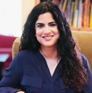 Author Hena Khan